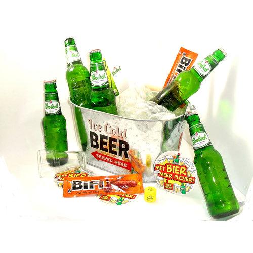 Bierpakket Grolsch  Bierkoeler