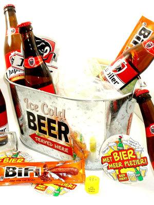 Bierpakket Jupiler  Bierkoeler