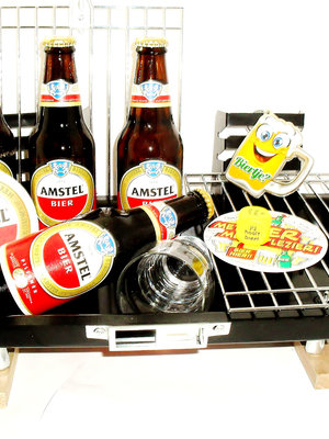 Bierpakket Amstel Barbecue