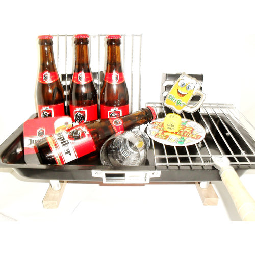 Bierpakket Jupiler Barbecue