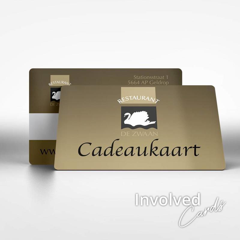 InvolvedCards Cadeaukaart Lightspeed Restaurant