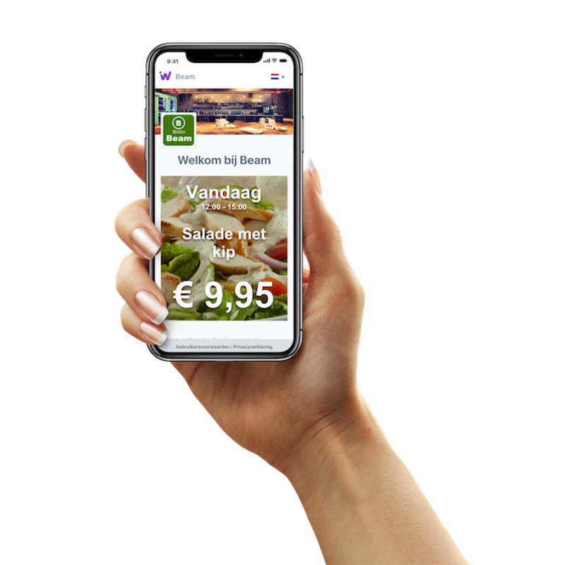 InvolvedWifi Gastenmarketing via Wifi
