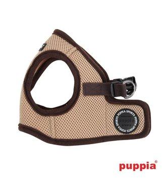 Puppia Puppia Soft Vest Harness model B beige