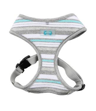 Puppia Puppia Oceane Harness Model A Grey