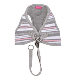 Pinkaholic Pinkaholic Cara Vest Harness ML Grey