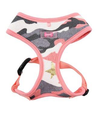 Puppia Puppia Ensign Harness Model A Pink Camo