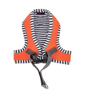 Puppia Puppia Naunet Harness Q Orange