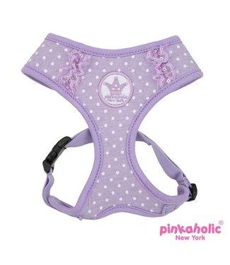 Pinkaholic Pinkaholic Princesse Harness Violet (alleen nog Medium)