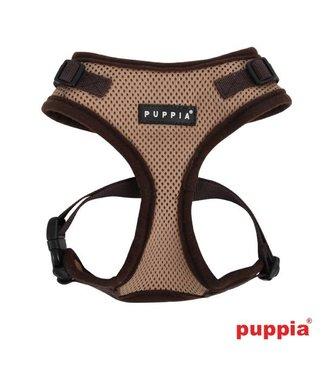 Puppia Puppia Soft Harness Ritefit Beige (Verstelbaar)