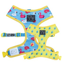 Big and Little Dogs Big and Little Dogs Reversible Pool Party
