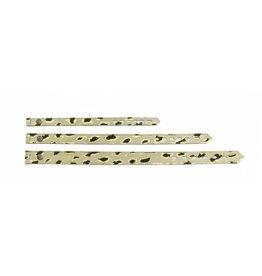 Buddy Belts Multi Collar Golden Leopard Elite Style Strap