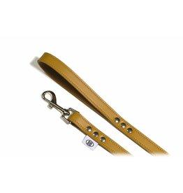 Buddy Belts Buddy Belt leren riem Caramel ALLEEN LARGE