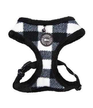 Catspia Catspia Katten Tuigje Figaro Harness Black (  ALLEEN L )