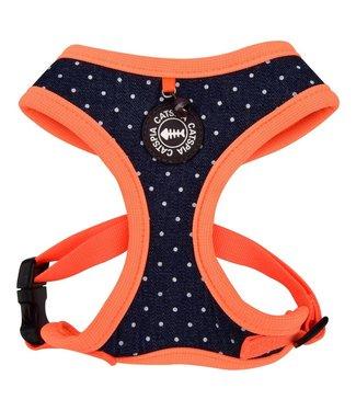 Catspia Catspia Cora Harness model A Orange