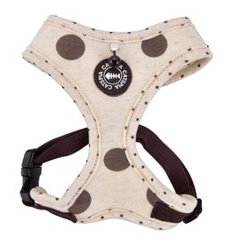 Catspia Catspia Harness Betsy model A Oatmeal ALLEEN LARGE