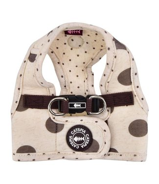 Catspia Catspia Betsy Harness model B Oatmeal
