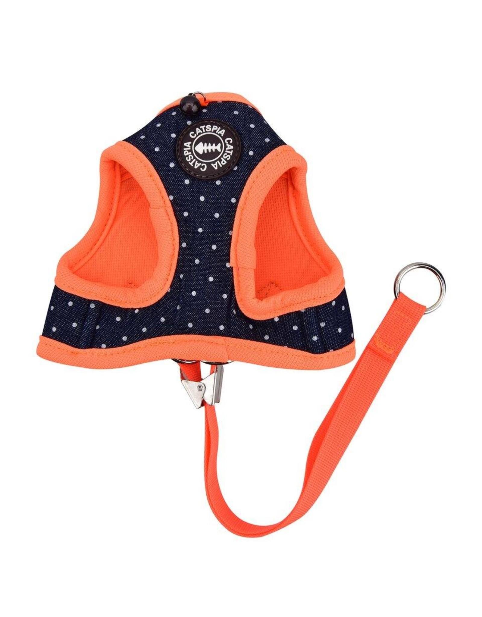 Catspia Catspia Cora Harness model Q Orange