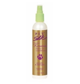 Petsilk Pet Silk Brazilian Keratin Leave-In Conditioner