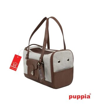 Puppia Puppia Draagtas Grand Carrier Beige