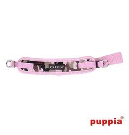Puppia Puppia Legend halsband pink camo