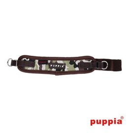 Puppia Puppia Legend halsband brown camo