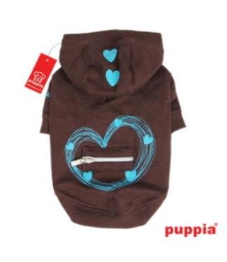 Puppia Puppia Serenade Brown ( ALLEEN XLARGE )