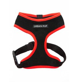 Urban Pup Urban Pup Active Mesh Neon Red Harness