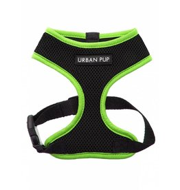 Urban Pup Urban Pup Active Mesh Neon Green Harness