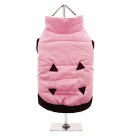 Urban Pup Urban Pup Pink Quilted Bodywarmer