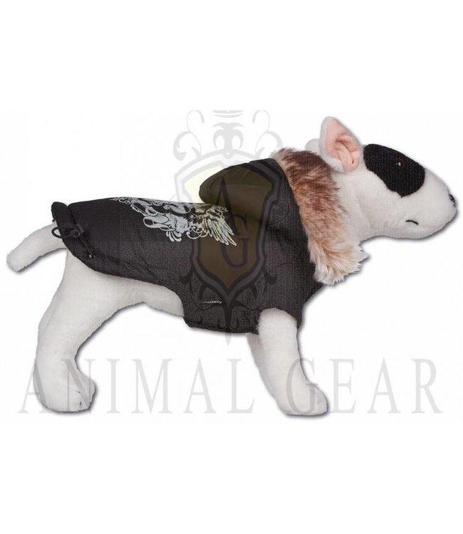 Doxtasy/Animal Gear Doxtasy ski jacket aspen black