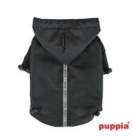 Puppia Puppia Base Jumper Regenjas Black