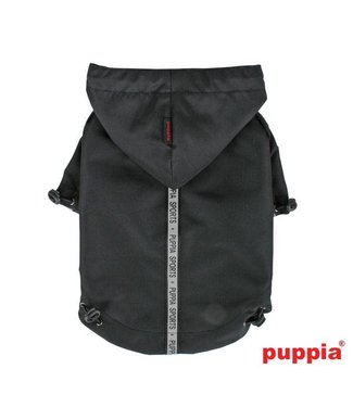 Puppia Puppia Base Jumper Regenjas Black