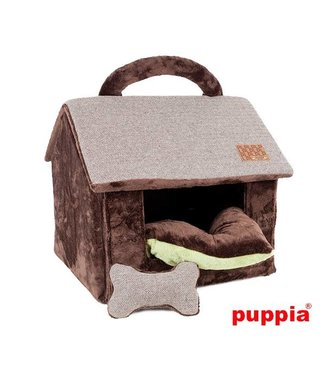 Puppia Puppia Witta House Brown