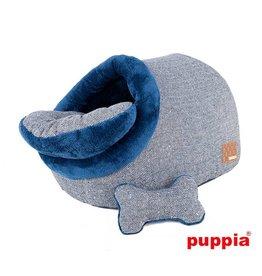 Puppia Puppia Witta Dog Cave Navy