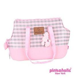Pinkaholic Pinkaholic Victorian draagtas Pink