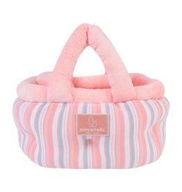 Pinkaholic Cara draagtas/autostoel pink