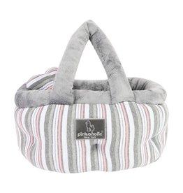 Pinkaholic Cara draagtas/autostoel grey