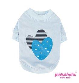 Pinkaholic Pinkaholic Love Story Skyblue