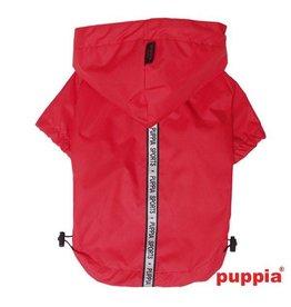 Puppia Puppia Base Jumper Regenjas Red