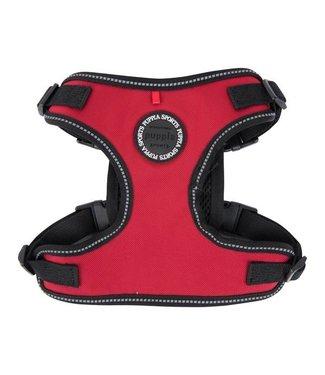 Puppia Puppia Trek Harness model F Red