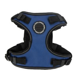 Puppia Puppia Trek Harness model F Royal Blue