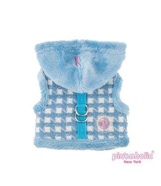 Pinkaholic Pinkaholic Cosmo Pinka Harness blue  ( alleen  medium)