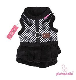 Pinkaholic Pinkaholic Imperial Flirt Harness black  (alleen large)