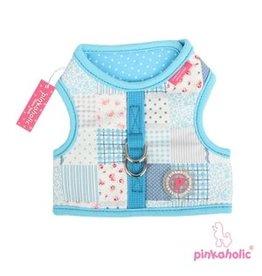 Pinkaholic Pinkaholic MishMash Harness skyblue