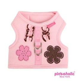 Pinkaholic Pinkaholic Choco Mousse Pinka Harness pink ( alleen large)