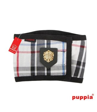 Puppia Puppia Junior Manner Band black (alleen XL)