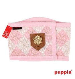 Puppia Puppia Argyle Mode Manner Band pink