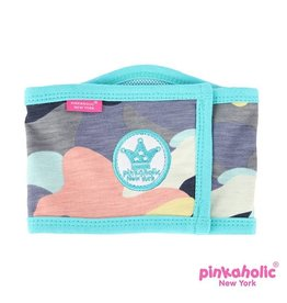 Pinkaholic Pinkaholic Manner Band Delta Aqua ( Alleen Medium )