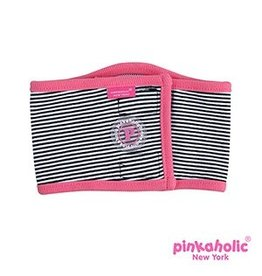 Pinkaholic Pinkaholic Harper Manner Band Pink