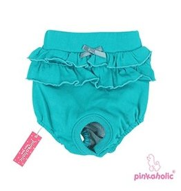 Pinkaholic Pinkaholic Peeps Ary Panty Mint (2 pack) ( alleen small )